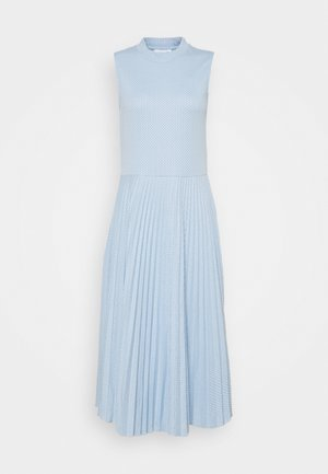 ERA - Pletené šaty - sky blue