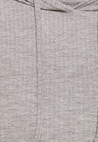 PIECES Tall - PCRIBBI  - Long sleeved top - light grey melange - 2