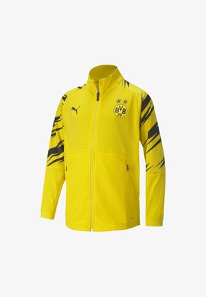 Sports jacket - cyber yellow-puma black-home