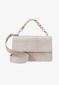 Becksöndergaard - BRIGHT MAYA BAG - Sac bandoulière - light grey - 6