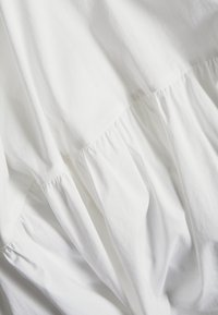 Glamorous - SHORT SLEEVE TIERED DRESS - Maxikleid - white - 2