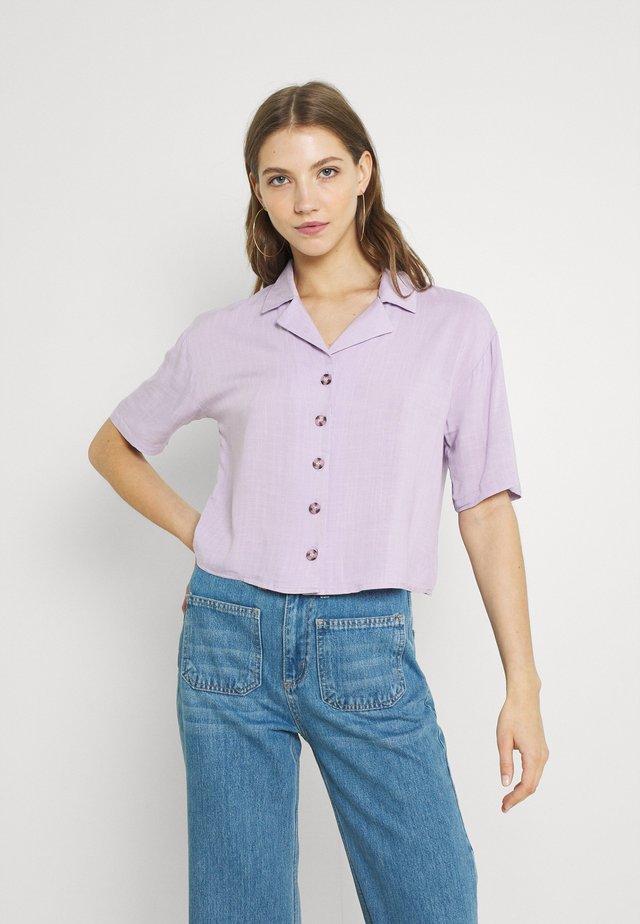 Skjorte - lila