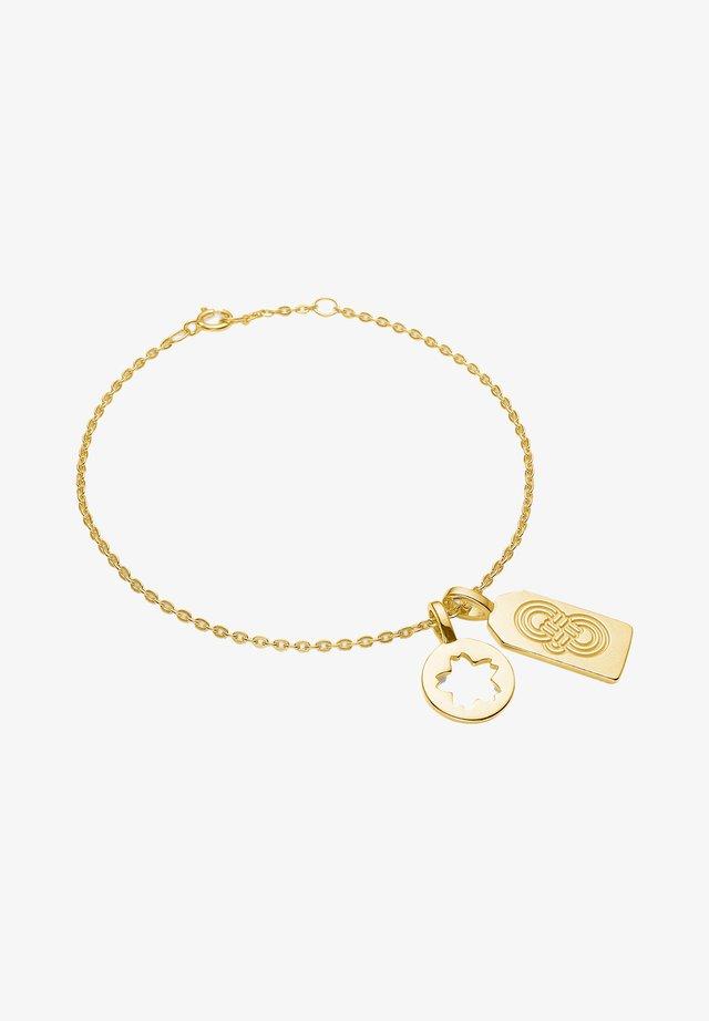 OMAMORI SAKURA BRACELET - Armbånd - gold