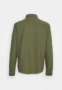 J.LINDEBERG - STRUCTURED  - Summer jacket - lake green - 1