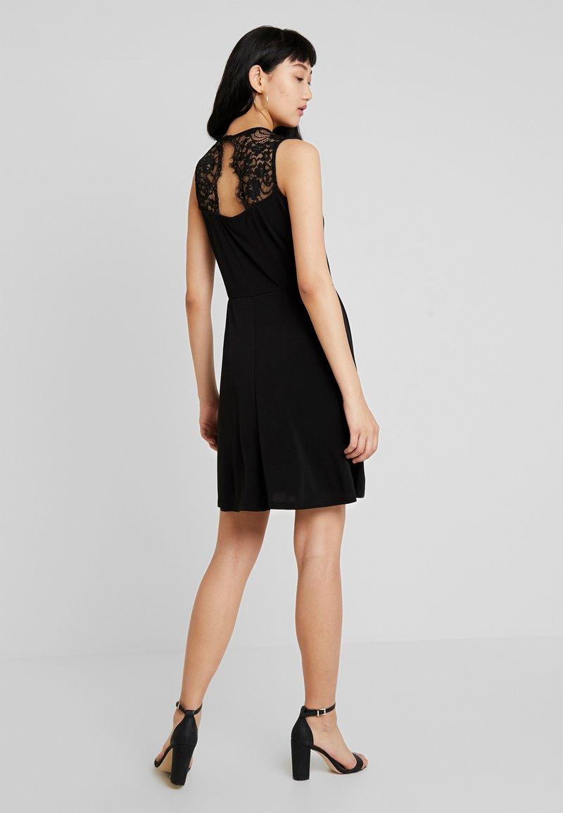 Vero Moda - VMALBERTA DRESS - Jerseykleid - black