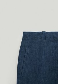 Massimo Dutti - Trousers - light blue - 5