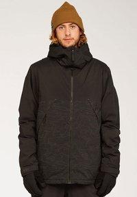 Billabong - Winter jacket - blk reflec camo - 0