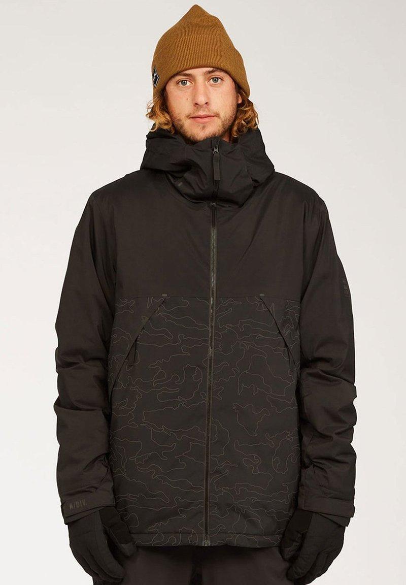 Billabong - Winter jacket - blk reflec camo