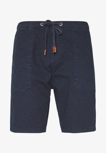THISTED - Shorts - navy
