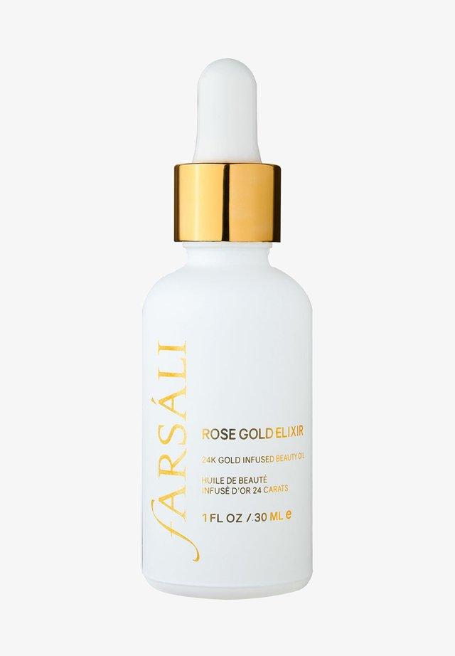 ROSE GOLD ELIXIR - Face oil - -