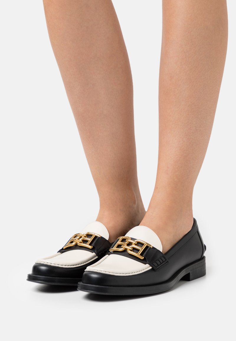Bally - ERCILIA FLAT - Loafers - black