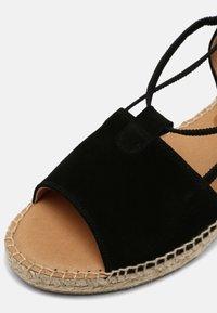 Kanna - ADA - Platform sandals - schwarz - 7