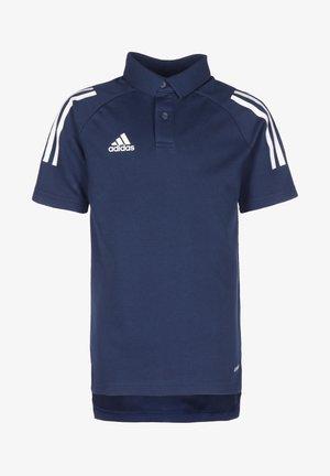 CONDIVO  - Sports shirt - navblu / white