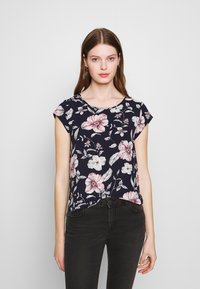 ONLY - ONLVIC - Blouse - night sky - 0