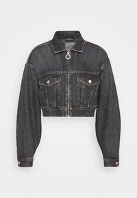 DUA LIPA X PEPE JEANS - Denim jacket - blue denim