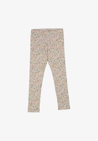 Wheat - Leggings - Trousers - dusty dove flowers - 0