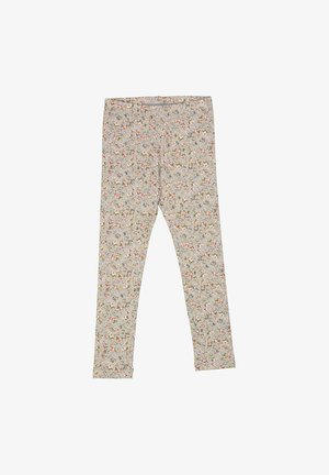 Leggings - Trousers - dusty dove flowers
