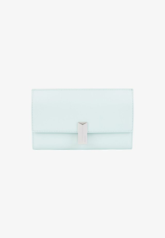 NATHALIE CH - Clutch - turquoise