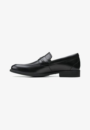 WHIDDON  - Instappers - black leather