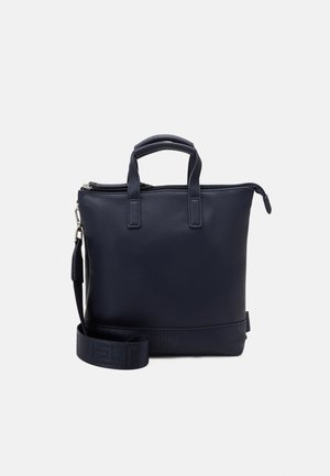 X CHANGE BAG MINI - Handbag - blue