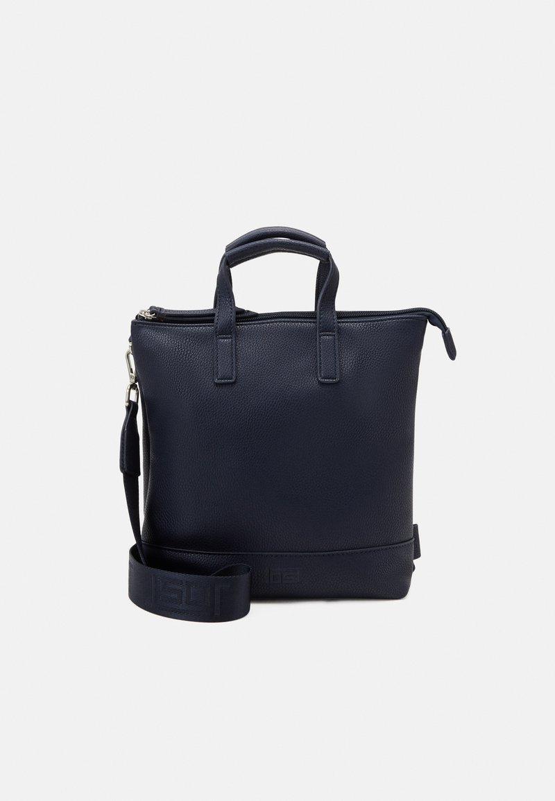 Jost - X CHANGE BAG MINI - Käsilaukku - blue
