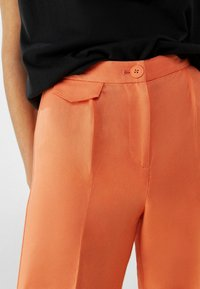 Bershka - Pantalon classique - orange - 3