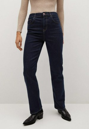 NITO-I - Bootcut jeans - donkerblauw
