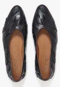 Inuovo - Ballet pumps - black blk - 3