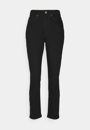 Mom fit jeans - Skinny-Farkut - black denim