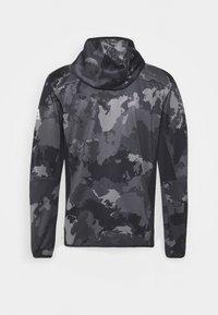 adidas Performance - Zip-up hoodie - grey four - 1