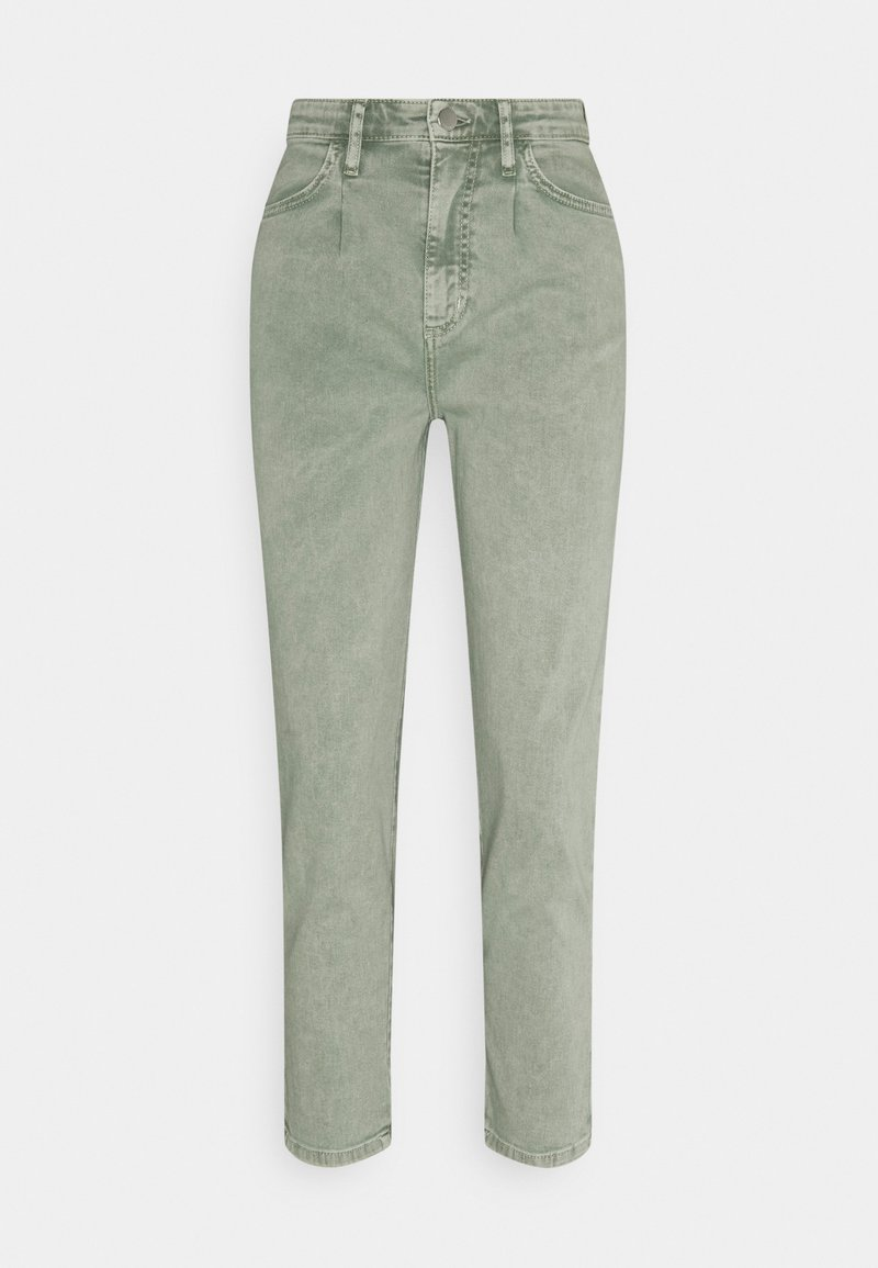 Rich & Royal - GIRLFRIEND - Jeans Tapered Fit - eukalyptus