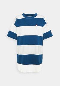 Levi's® - HEAVYWEIGHT ROADTRIP TEE - T-shirt con stampa - alyssa/estate blue - 5