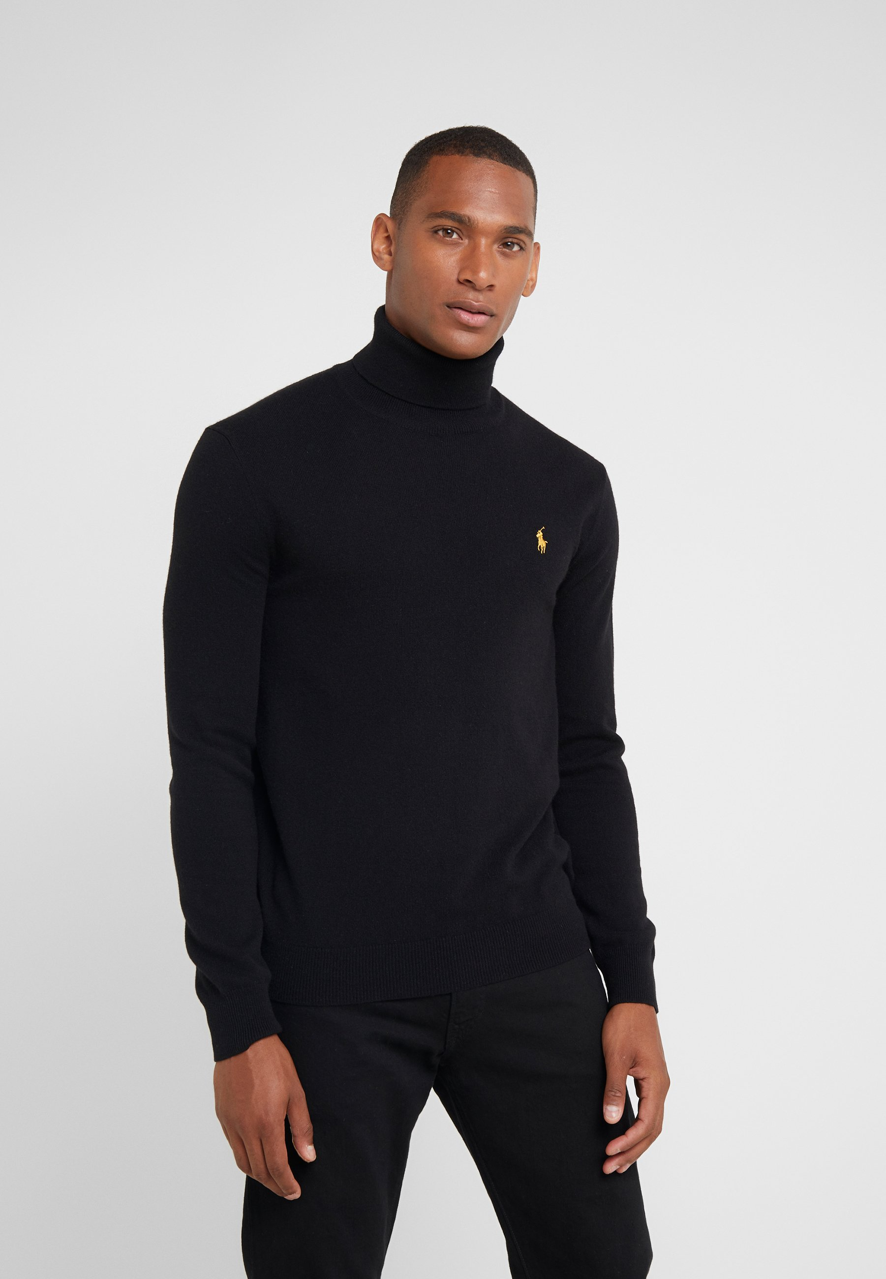 Homme LORYELLE  - Pullover - black
