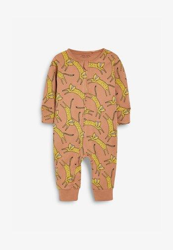 LION  - Sleep suit - orange