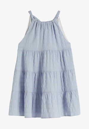 MIT VICHYKAROS - Day dress - light blue
