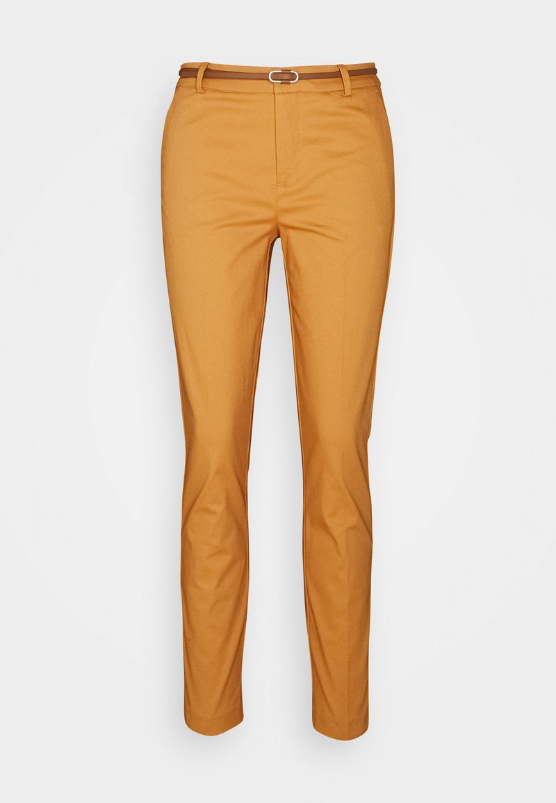 b.young - DAYS CIGARET PANTS  - Chinos - beige