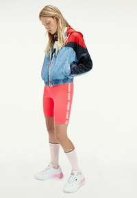 Tommy Jeans - Light jacket - red,light blue,blue - 2