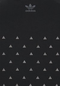 adidas Originals - PHARRELL  BF TEE UNISEX - T-shirt con stampa - black - 2