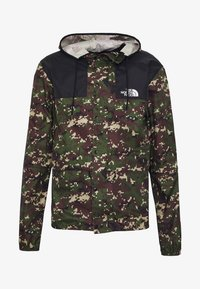 The North Face - SEASONAL MOUNTAIN  - Windbreaker - olive - 4