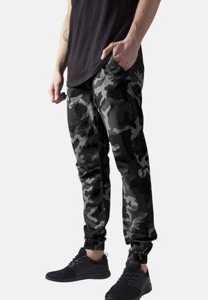 Trousers - darkcamo