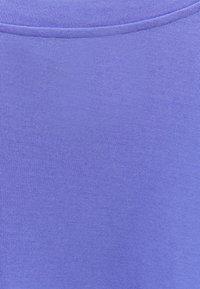 Zign - T-SHIRT-SILK BLEND - Jednoduché triko - blue - 2