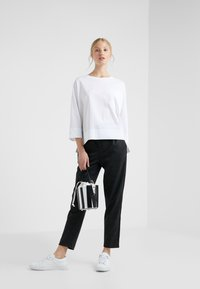DRYKORN - LEVEL - Trousers - anthracite - 1