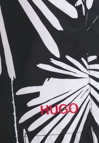 HUGO - KYOTO - Swimming shorts - open grey - 3