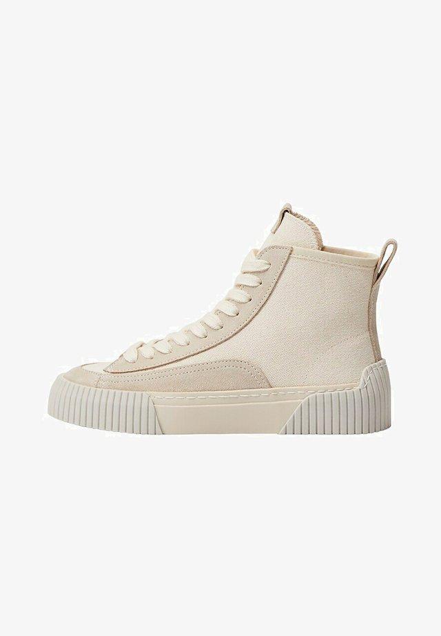HOOP - Sneakers hoog - ecru