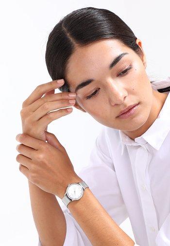 LADIES - Horloge - silver-coloured