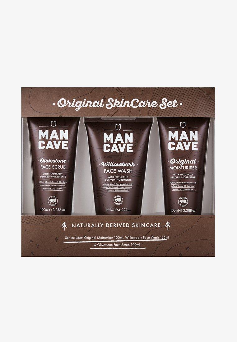 Man Cave - ORIGINAL SKINCARE SET - Skincare set - -