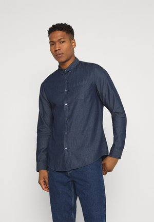 FELONIE - Shirt - dark blue denim