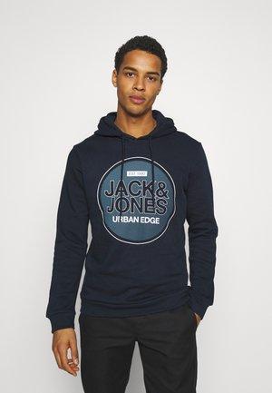 JCOBOOSTER HOOD - Sweatshirt - navy blazer