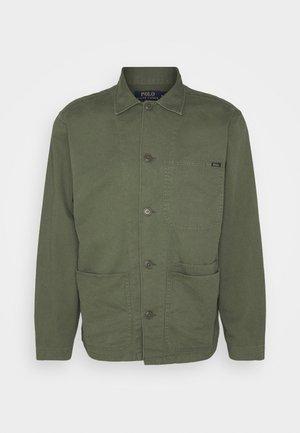 PIECEDYE MILT CHINO - Camicia - army olive