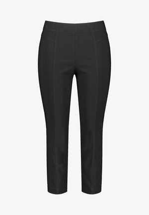 LUCY - Leggings - Trousers - black